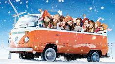 Snsd Candy Wallpaper ☺  : White Winter Calendar 1601 ʕ・ᴥ・ʔღ Snsd Wallpaper #snsd