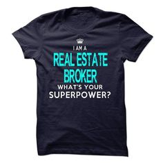 I'm A REAL ESTATE BROKER T Shirts, Hoodies. Get it now ==► https://www.sunfrog.com/LifeStyle/Im-AAn-REAL-ESTATE-BROKER-34001994-Guys.html?41382