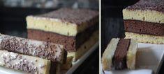 Gâteau napolitain au Thermomix,recette d'un délicieux napolitain maison, sans conservateur et très facile à réaliser pour le goûter des enfants.