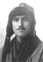English WWI pilot ace, Sir Brian Edmund Baker was born 31/8 1896.