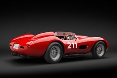 Ferrari Competition Greats Heading to RM Auctions' Monaco - Svpply