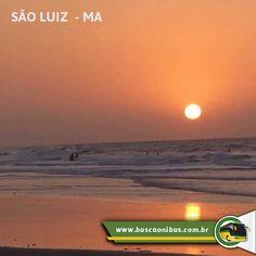 www.buscaonibus.com.br #buscaonibus #viagem #saoluiz #pordosol