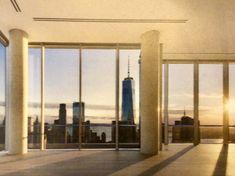 Manhattan Real Estate, Windows, Room, Furniture, Home Decor, Bedroom, Decoration Home, Room Decor, Rooms
