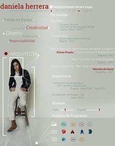 Daniela, de Bogotá, nos envía su #currículum. ¿Qué te parece? ¡Envíanos tus #ideas, #anuncios, #ilustraciones, #tarjetasdevisita, #currículum, etc.) a info@adaspirant.com y las promocionaremos en nuestro portal, #facebook, #twitter y #pinterest! Portal, Resume, Marketing, Facebook, Twitter, Ideas, Teamwork, Leadership, Illustrations