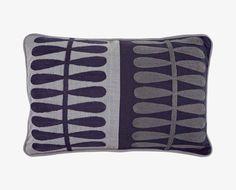 Auning Pillow - Blue
