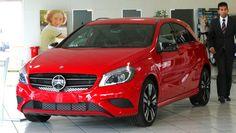 En Citycar Sur, el nuevo Clase A desde 22.900 euros. El concesionario oficial Mercedes-Benz ofrece unidades del nuevo Clase A a estrenar, con el paquete Urban más el Night, desde 22.900 euros o, si se prefiere, cuotas de 220 euros al mes. Citycar Sur tiene sede en la Ciudad del Automnóvil de Lega