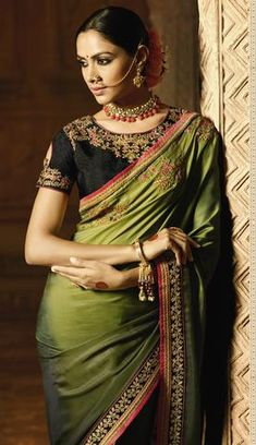 Buy gorgeous Indian Wedding Sarees,Bridal Sarees Online for special occasions and Indian Parties. Bridal Sarees Online, Sari Shop, Wedding Sarees, Fancy Party, Save Water, Nice Outfits, Party Wear Sarees, Designer Sarees, Green Silk