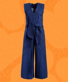 Best Jumpsuits For Women - Spring Rompers, Playsuits | 15 jumpsuits you can wear anywhere (yes, even to work). #refinery29 http://www.refinery29.com/jumpsuits-for-women