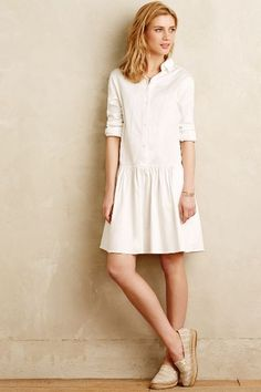 Archetype Shirtdress - #anthrofave