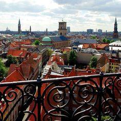 Copenhagen, Denmark (via Introduction to Copenhagen - iGuide)