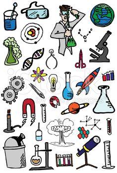 science doodles on pinterest