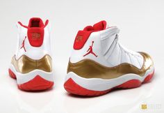 """f731caf6e6dc2d Air Jordan 11 """"Two Rings"""" Ray Allen PE Another Look Latest Sneakers"""