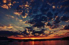Sunset from Marla Bay, Lake Tahoe