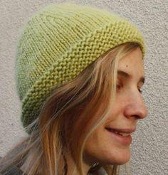 bonnet adulte modèle tricot gratuit en français