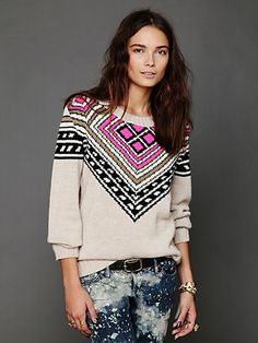 <3 this Pullover