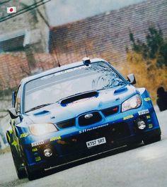 SUBARU IMPREZA WRC Subaru Rally, Subaru Impreza Wrc, Wrx Sti, Rally Car, Hawkeye, Car Stuff, Peugeot, Race Cars, Dream Cars