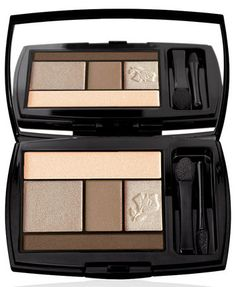 Beige Brulee Lancôme Color Design Eye Shadow Palette - Makeup - Beauty - Macy's