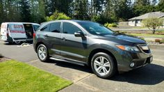 SUV detailing in Lacey WA!