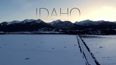Idaho: An Aerial Experience | This Incredible Timelapse Footage Of Idaho Will Blow You Away