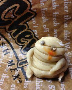 Resurrected Mummy dough