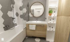Bathroom Inspiration, Bathroom Ideas, Malaga, New Homes, Mirror, House, Furniture, Home Decor, Interior Ideas