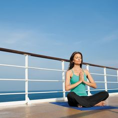 Regent Seven Seas' new holistic wellness program is now available onboard the Seven Seas Voyager for this summer's Mediterranean voyages. The new program combines a refreshing, low-impact shore activity in 10 Mediterranean destinations with one of five revitalizing treatments in the onboard Canyon Ranch Spa Club. Travel Specials, New Program, Holistic Wellness, Wellness Programs, Seas, Ranch, Destinations, Club, Summer