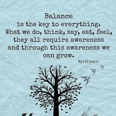 Image result for quotes balance