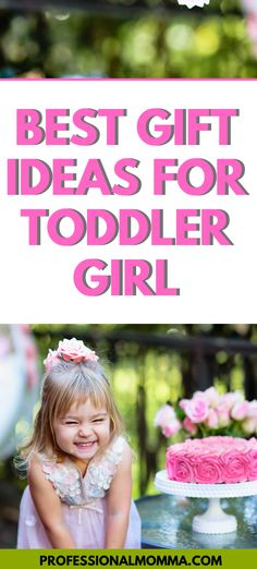 Looking for ideas for a toddler birthday gift? Here are the best unique and fun birthday ideas for 2 year old girls. Best part, they are all affordable and budget friendly! Toddler Gifts, Toddler Birthday, Advice for Moms Best Toddler Gifts, Toddler Birthday Gifts, 2 Year Old Birthday, Best Birthday Gifts, Toddler Fun, Birthday Fun, Toddler Girl, Birthday Ideas, Canada Day Crafts