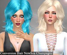Conversion Hair NewseaChampagne - Deep Spase