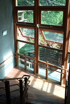 lovely inside/outside-wish our windows did this!