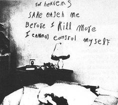 The Lipstick Killer. A 17 year old University of Chicago student in 1945, Heirens was the longest serving US prison inmate when he died March 5, 2012.