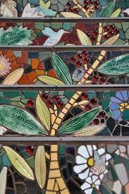 mosaic steps - Google Search