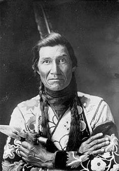 Ojibwa man - 1913