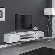 Tv meubel hangend wit Giani Laret 200 M