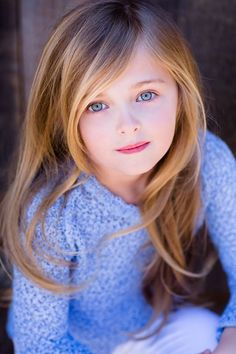 ISABELLA KAI RICE. So pretty! Protect all children from abuse. repinned: www.brindacarey.com