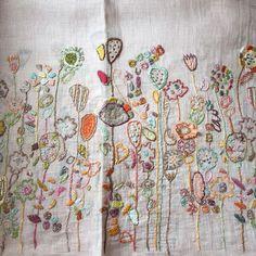 Sophie Digard - Vozyvaza lino mantón