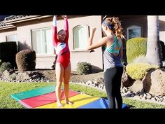 How to do a Back Tuck Backflip - YouTube