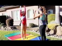 How to do a Back Tuck Backflip - YouTube