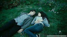 Edward & Bella in the Meadow
