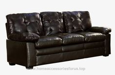 Homelegance Charley 9715PU-3 Bi-Cast Vinyl Sofa, Dark Brown  BUY NOW     $381.69    Surround yourself with comfort in this seating collection from Homelegance. Pillow top arms add to the inviting comfort while ..  http://www.homeaccessoriesforus.top/2017/03/12/homelegance-charley-9715pu-3-bi-cast-vinyl-sofa-dark-brown/