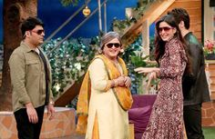 Watch The Kapil Sharma Show 4th September 2016 Episode - Sidharth Malhotra, Katrina Kaif Promote Baar Baar Dekho