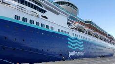 'MS Monarch' docks at Port of Kingston - News