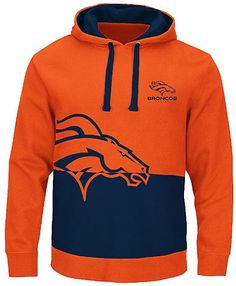 Women's Majestic Denver Broncos Defiant Victory Tee | Denver ...
