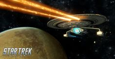 We're excited to reveal three new Tier 6 Science Vessels, one for each faction! Sto Ships, Star Trek Online, Unique Costumes, Star Trek Ships, Nerd Geek, Before Us, Nerd Stuff, Science Fiction, Announcement