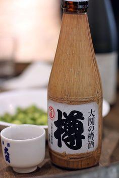 Sake and Cheese Tasting - Sake time!