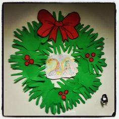 My classroom door christmas decoration 2012