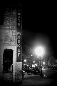 North Market at night - Columbus, Ohio - Short North