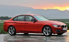 2012 BMW 3 Series - Car HD Wallpaper