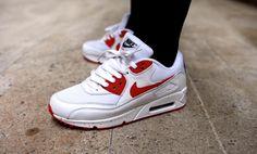sneakers nike air max 90 PSG iD uglymely