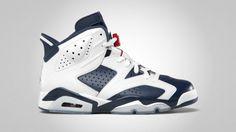 Rappel – sortie de la Jordan 6 Olympic 2012 — Sneakers-actus